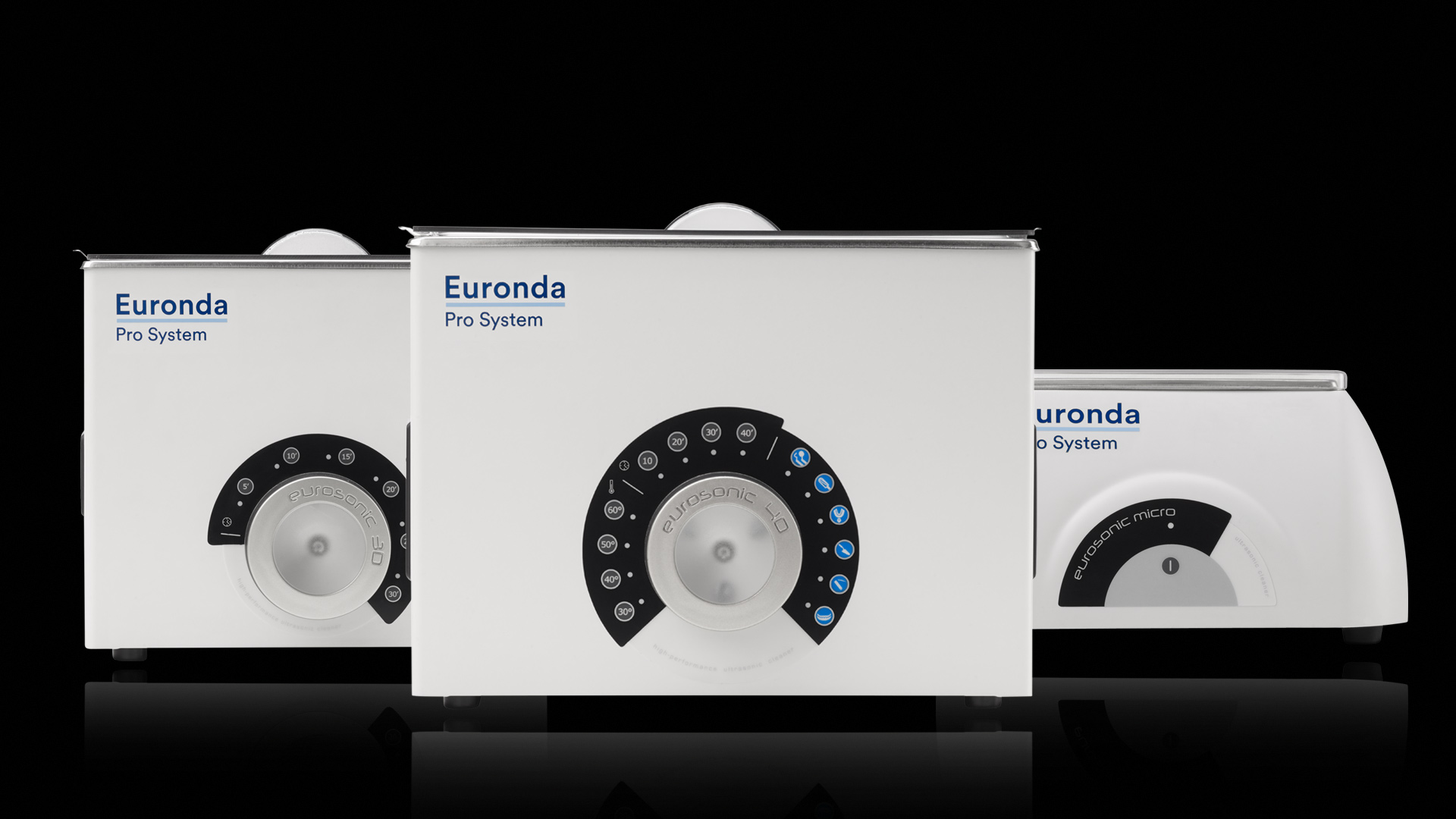 vasche a ultrasuoni euronda - ultrasonic tanks